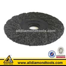 Silicon Carbide 4 Inch Concrete Diamond Cup Resin Bond Grinding Wheel