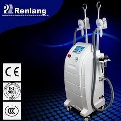Salon hot selling! lipocryo fat freezing device/lipo cryolipolysis fat freezing machine for sale