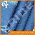Pr-jd026 de satén de poliéster tela vaquera/mezclilla textil de china