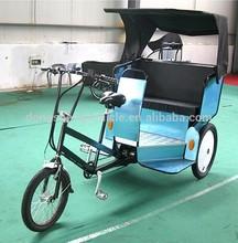 pedicab 3 wheel bicycle/rickshaw 3 wheel bicycle