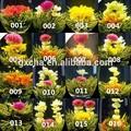 el yapımı çiçek çiçeklenme çay 16 farklı stilleri