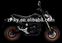 Chinese motocross motorcycles mini motocross 125cc ZF MSX