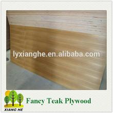 Fancy Crown Cut Plywood/Crown Cut Teak Fancy Plywood