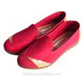 fleur chaussures femme sandale plate