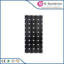 solar pv power system 5kw high quality solar panel module 90 watt