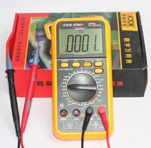 Digital Multimeter/Victor/VC980+ 3/4 Auto Range Temperature Test Streamline Design & Large LCD Display