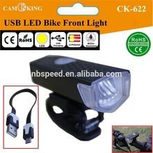 led bike light usb