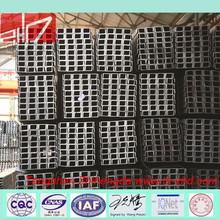 EN standard small steel channel/channel steel american standard
