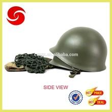 Army protect ballistic steel helmets