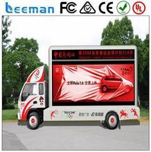 2015 Leeman LED Motorcycle billboard led yeeso yes-v8 advertising truck alibaba co uk