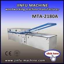 MTA-2180A double table vacuum membrane press machine, door making machine