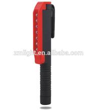 Wholesale led pen lights CE EMC GS CB PAHS ROHS TUV certificated flashlight keychain mini flat led flashlight