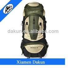 60L Waterproof Backpack For Hiking