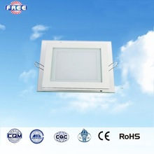 Hot sale for 3w led panel light housing,square,aluminum die casting,China alibaba supplier