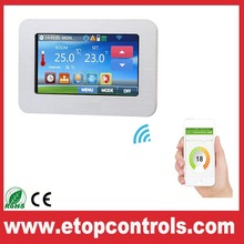 wifi thermostat floor heating system parts