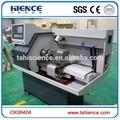 econômico venda quente alimentador de barras automático cnc torneamento torno mecânico de usinagem ck0640a