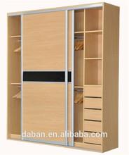 modular wicker wardrobe/ wall to wall sliding wardrobe doors