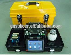 optic fiber welding machine/fujikura 60s splicing machine/ fiber optic splicer RY-F600P optical fiber splicing machine