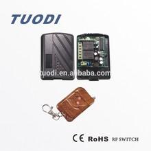 TDL-T30 RF Wireless Remote Control Switch 110v AC 2 channel remote control switch