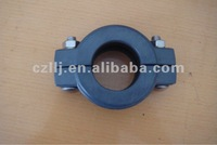 "SS2205 SS2507 8"" DN200 219mm coupling draw flange for pipe joint use punching molding"