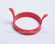 High quality round shape silicone egg ring