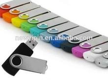 2015 swivel USB flash drives metal & plastic swivel USB pen drive stick with 2GB, 4GB, 8GB, 16GB, 32GB, 64GB