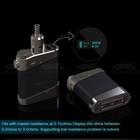 3pcs 18650 battery kamry200 mechanical mod, box mod kamry 200 e-cig