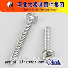 hex washer head self-drilling screw