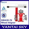 China supplier SWA3D-70 3D wheel aligner/used wheel alignment machine