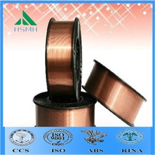 ER70S-6, co2 welding wire / HSMH china manufacturer /sell well industrial group