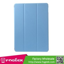 Super Slim Tri-fold Stand Leather Flip Cover Case For iPad Air 2