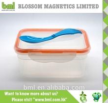 Excellent Quality Transparent Plastic Lunch Box