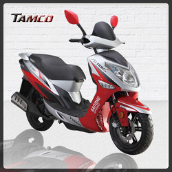 Hot sale YB125T-15H gas scooter / 125 motorbikes for sale / chinese scooter