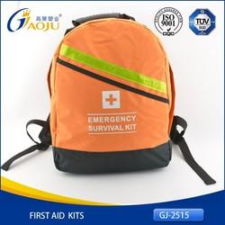 Wholesale OEM Multi-function Big Size Oxford Material Disaster Emergency Kit