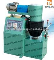 horizontal Asphalt lab mixer/electric lab power mixer for Asphalt mixture