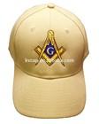 Embroidered Baseball Cap Fraternal Free Mason Masonic Hat Guangzhou Factory