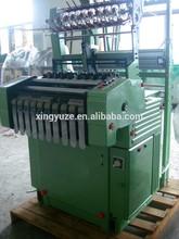 High speed plastic zipper tape belt needle loom machine price