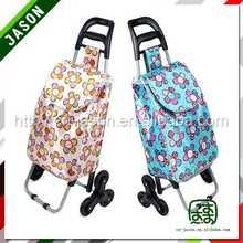steel hand trolley cute plastic shopping baskets