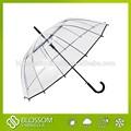 2015 poe guarda-chuva, claro e transparente automática sombrinha guarda-chuva por favor