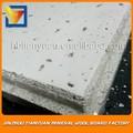 2x2 barata placa de fibra mineral transparente azulejotecto