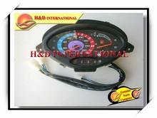 for HONDA125 motorcycle digital speedometer,high quality motorcycle speedometer and cheap digital speedometer for motorcycle