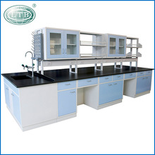 Newest Eco-Friendly lab furniture biology/chemistry lab bench/table