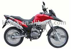 200cc Chinese Dirt Bike For Sale,18 Inch Spoke Wheel KM200GY-13