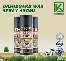 450ml and 250ml Car Dashboard Polish, Auto Dashboard Wax Spray on Sale