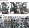 máquina de llenado insecticido