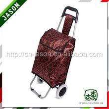 supermarket shopping trolley folding shopping trolley bag in stock