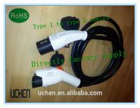 DOSTAR sae j1772 cable connector