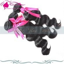 brazilian human hair 3pcs/lot body wave virgin hair brazilian hair extension