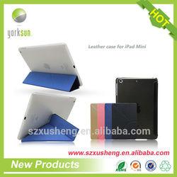 Smart flip cover protective case for ipad mini
