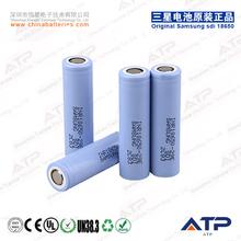 Wholesale bulk cheap 2900mAh 3.6V Li-ion Battery Cells Samsung INR18650-29E motorcycle battery